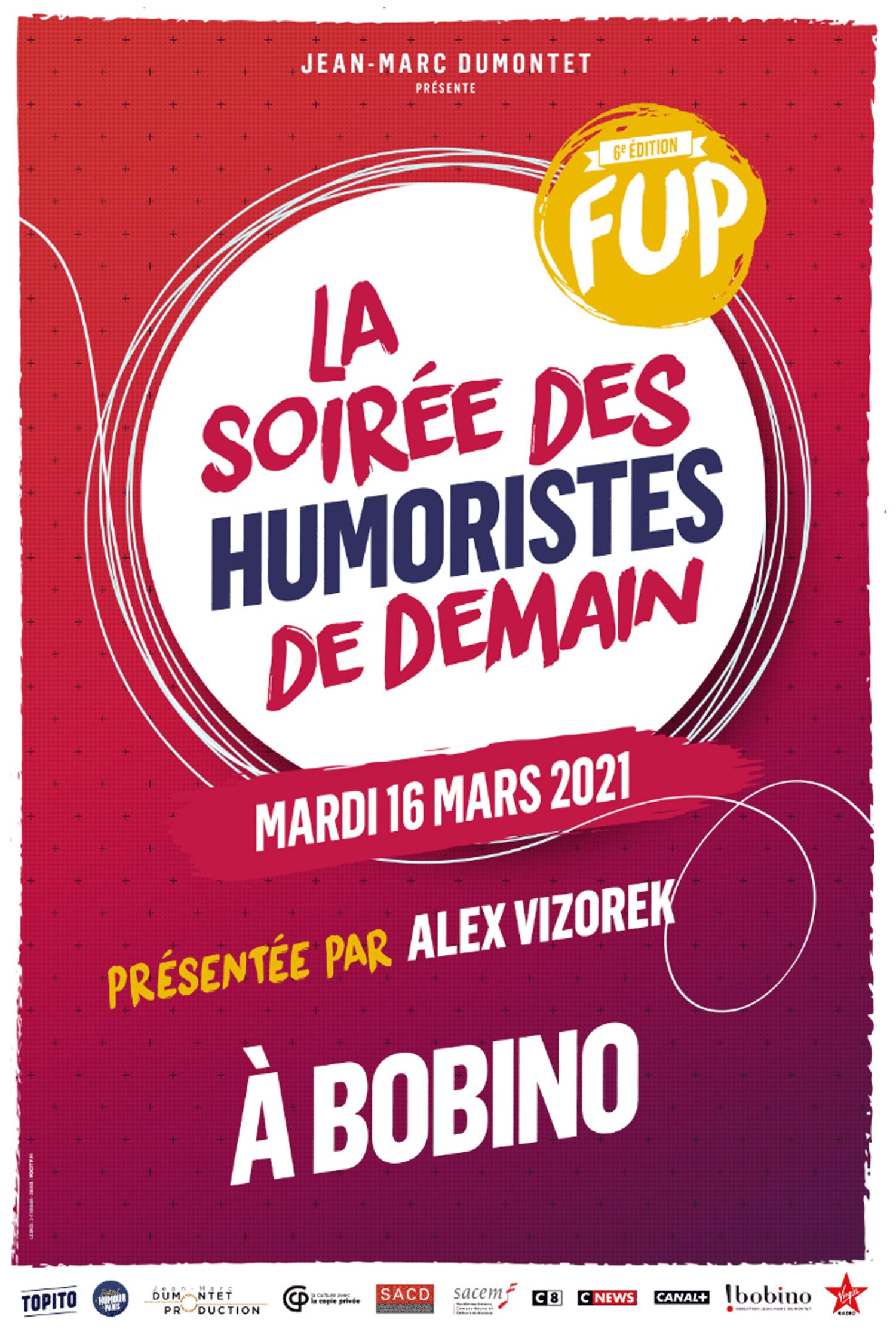 Les Humoristes De Demain